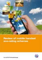Review of Mobile Handset Eco-Rating Schemes