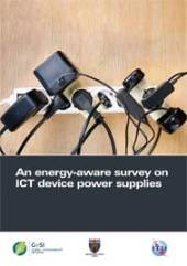 An Energy-aware Survey on ICT Device Power Supplies