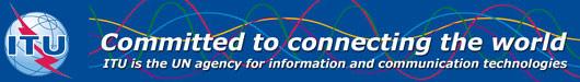 ITU - Home page