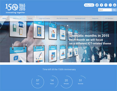 itu150 website