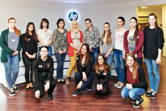 International GIrls in ICT Day 2014 events