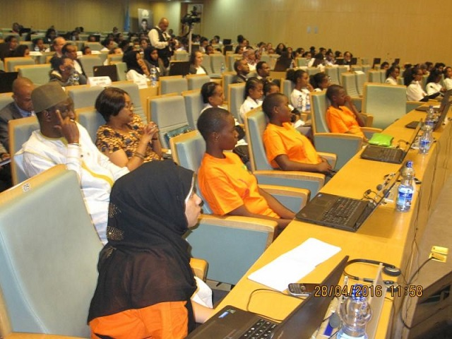 International Girls in ICT Day 2016 events