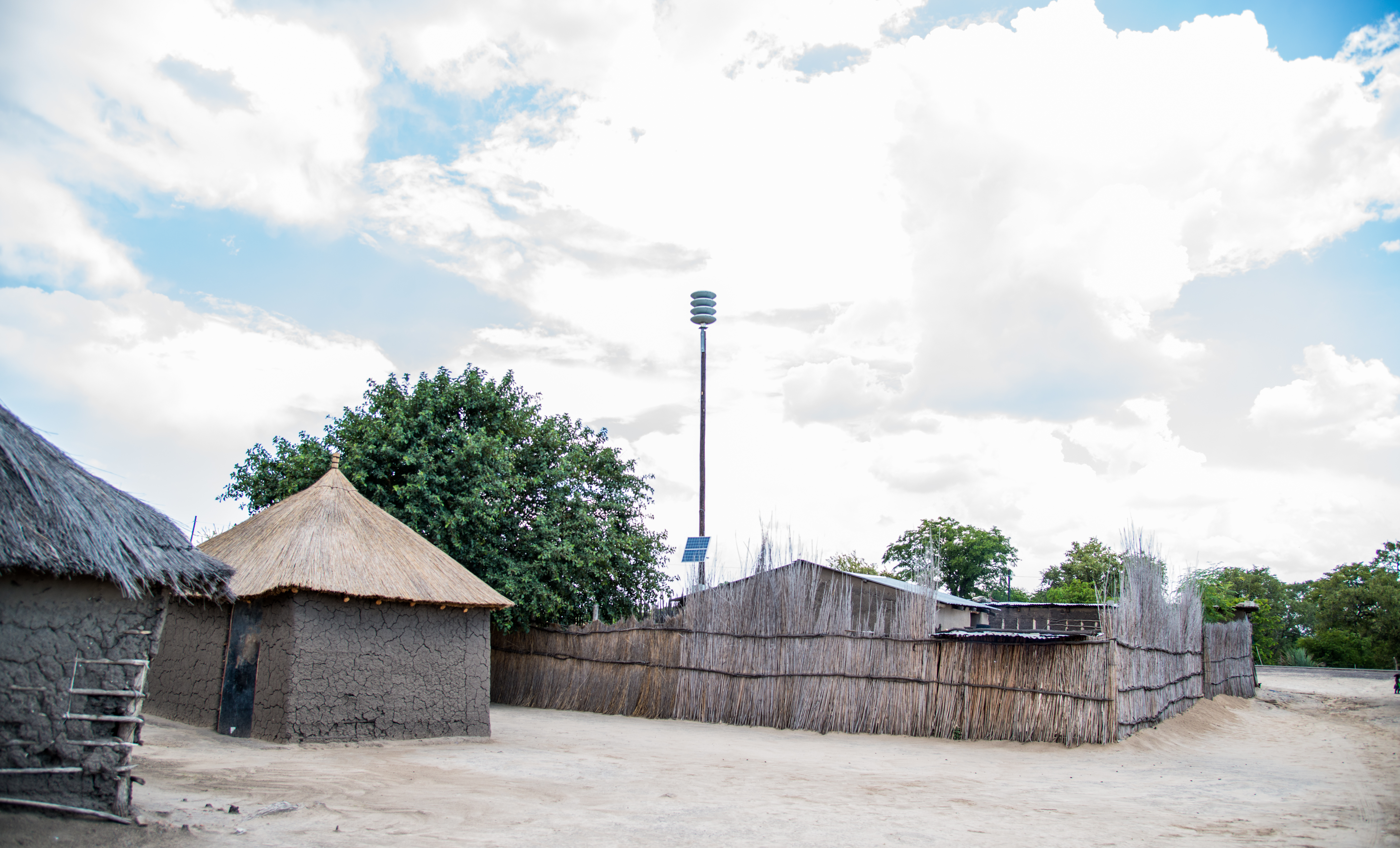 Early Warning Systems for floods in Zambia