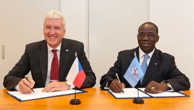 ITU and Czech Technical University sign new partnership to improve skills in spectrum management