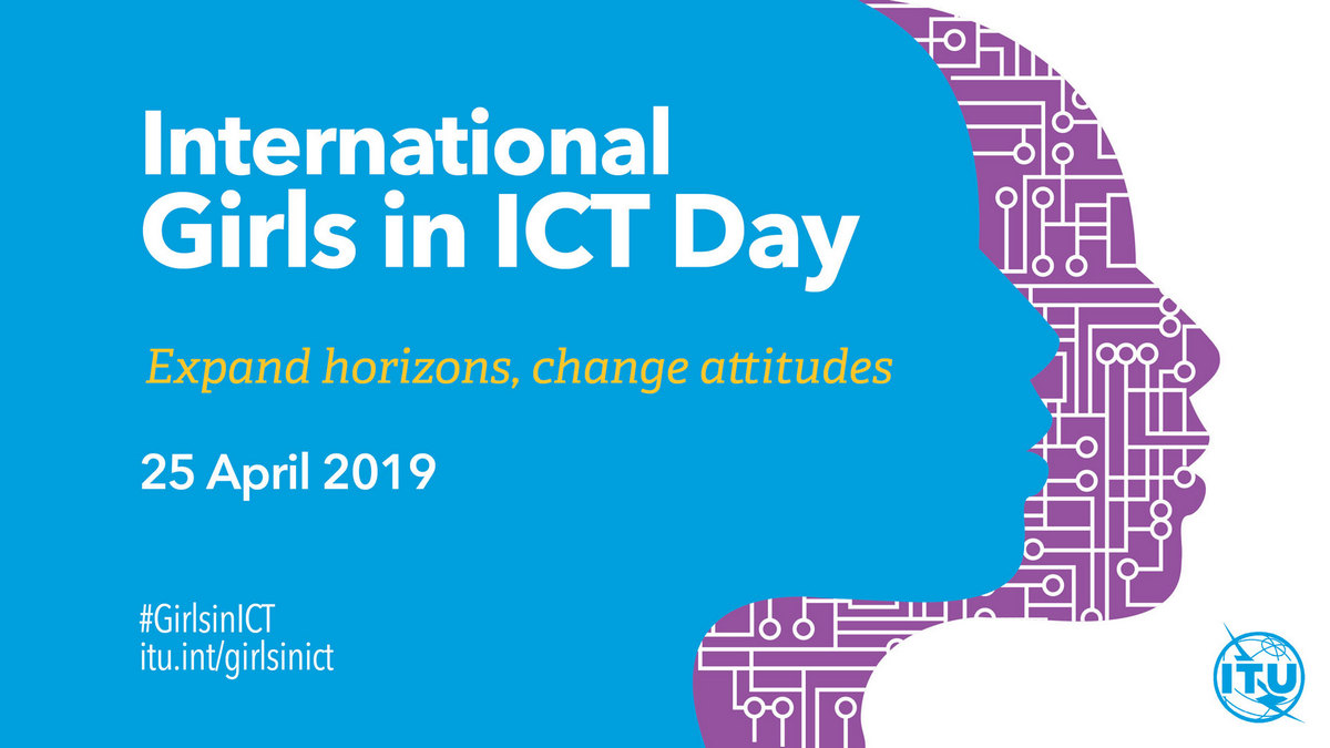 Girls in ICT Day, Addis Ababa, Ethiopia