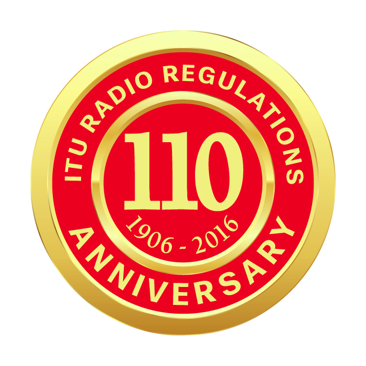 110th anniversary logo