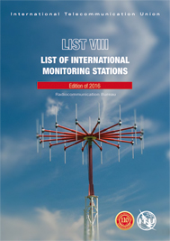 List Of International Monitoring Stations