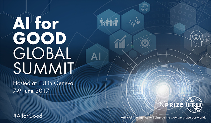 AI for Good Global Summit Banner