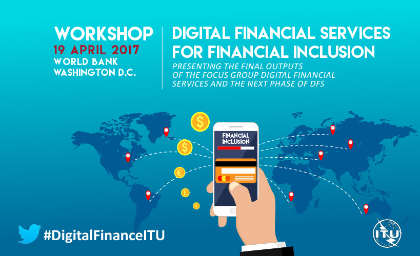 Digital Financial Services for Financial Inclusion Workshop Banner