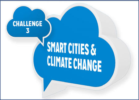 Challenge 3 on Smart Cities and Climate Change