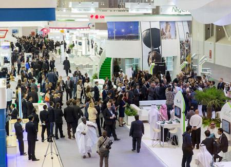 Всемирное мероприятие ITU Telecom-2015