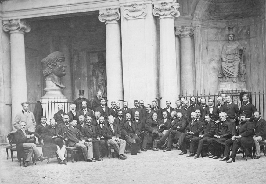 International Telegraph Conference (Rome, 1871)