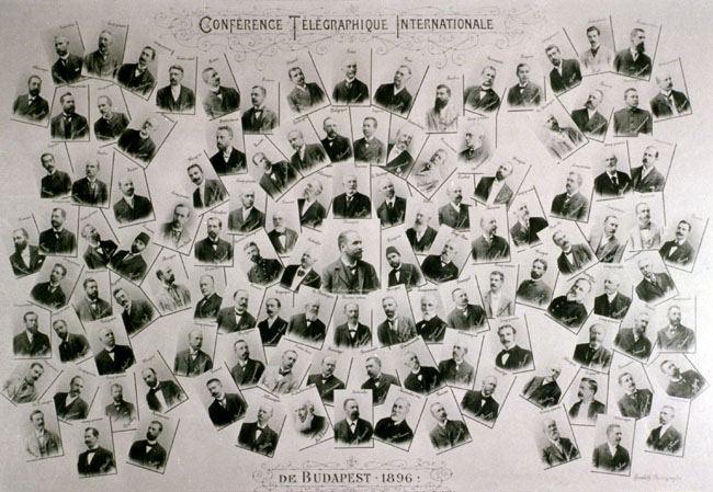 International Telegraph Conference (Budapest, 1896)