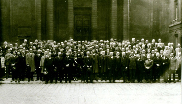 International Telegraph Conference (Paris, 1925)