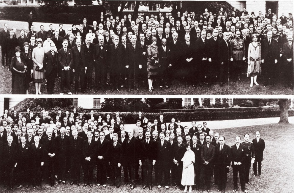 International Radiotelegraph Conference (Washington, 1927)