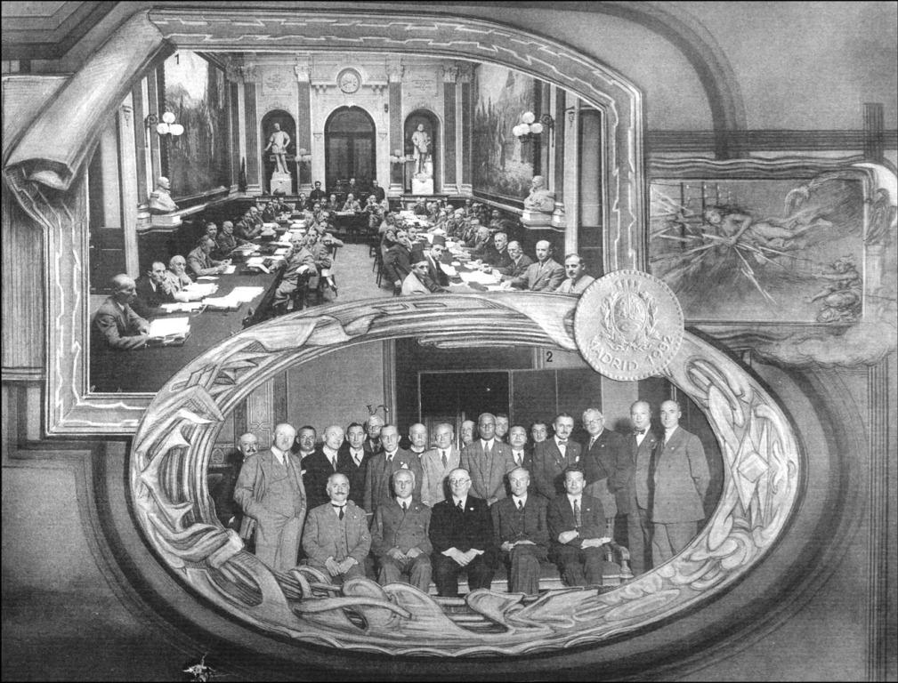 International Telegraph Conference (Madrid, 1932)