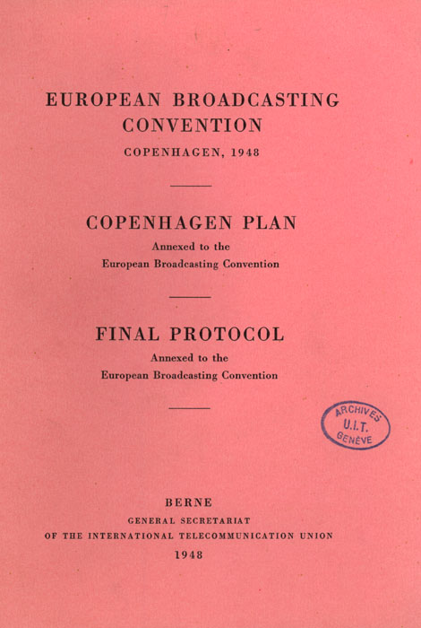 European Broadcasting Conference (Copenhagen, 1948)