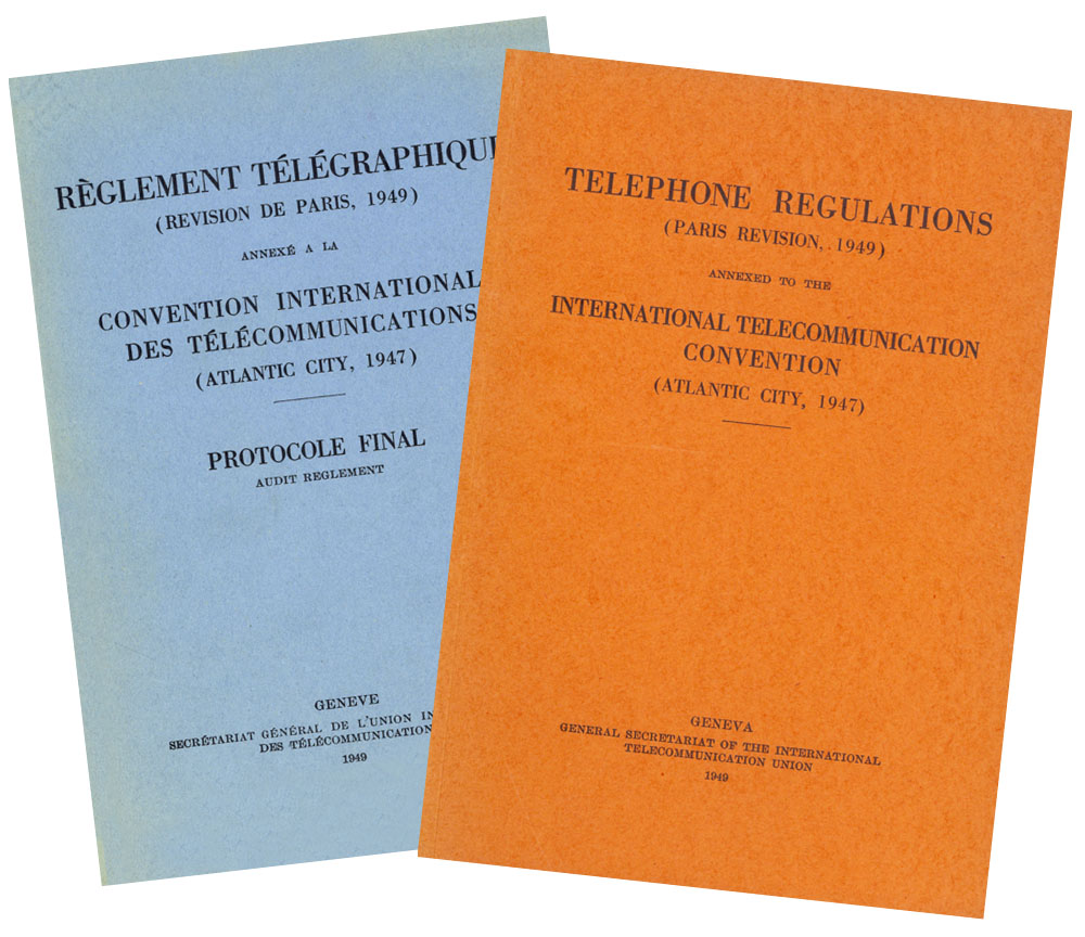 International Telegraph and Telephone Conference (Paris, 1949)