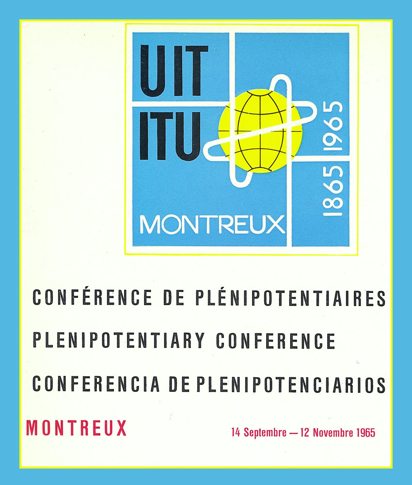Plenipotentiary Conference (Montreux, 1965)