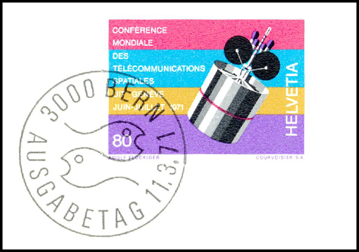 World Administrative Radio Conference for Space Telecommunications (Geneva, 1971)