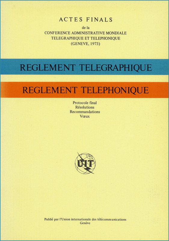 World Administrative Telegraph and Telephone Conference (Geneva, 1973)
