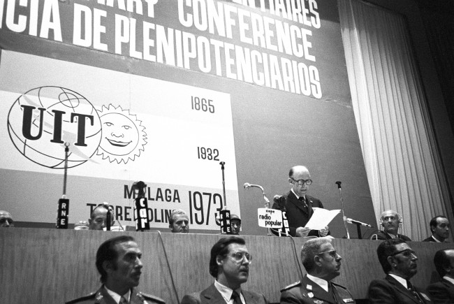 Plenipotentiary Conference (Malaga-Torremolinos, 1973)