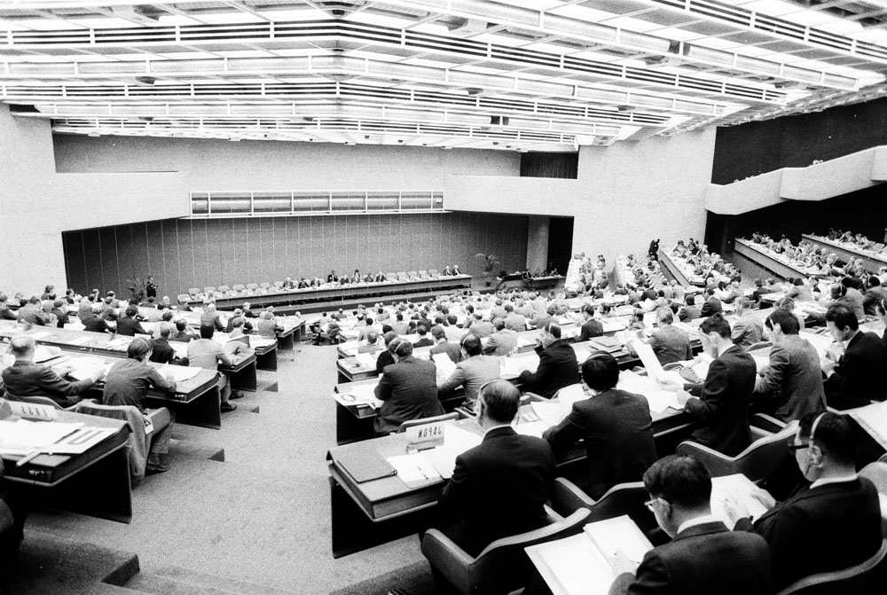 World Administrative Radio Conference for the Mobile Services (Geneva, 1983)
