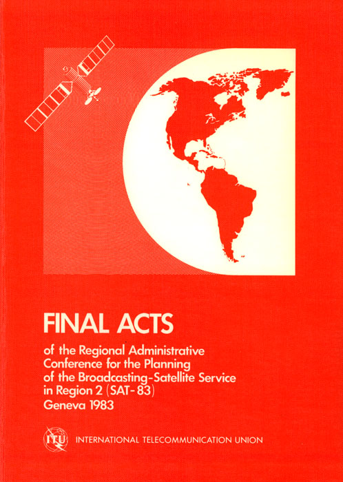 Regional Administrative Conference for the planning of the Broadcasting-Satellite Service in Region 2 (Geneva, 1983)