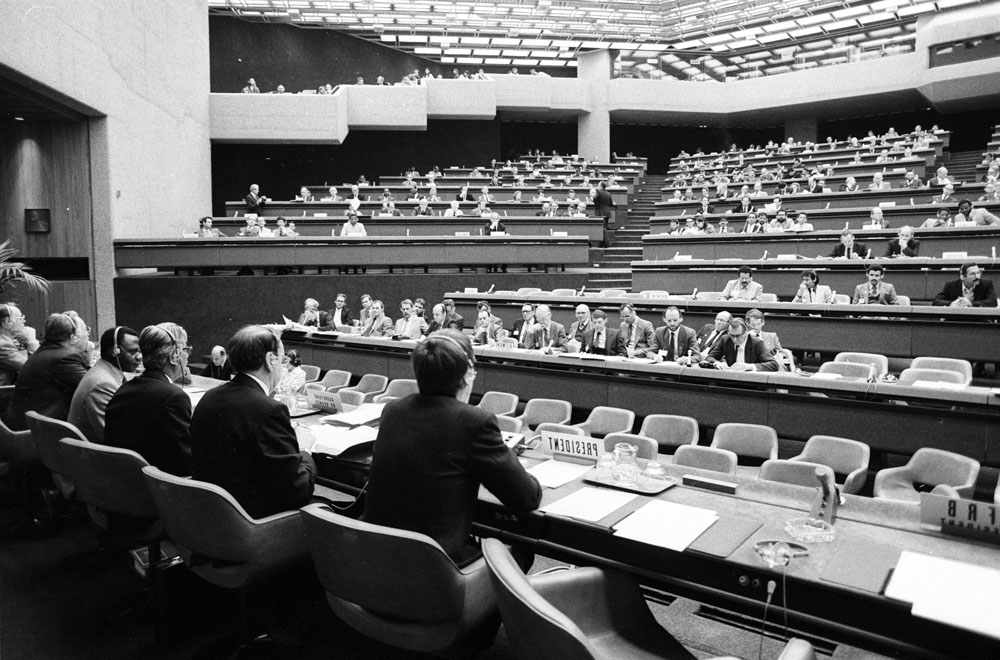 World Administrative Radio Conference for the Planning of HF Bands Allocated to the Broadcasting Service (Geneva, 1984)