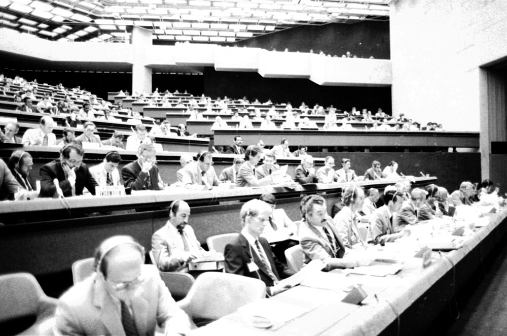 World Administrative Radio Conference on the Use of the Geostationary-Satellite Orbit and the Planning of Space Service (Geneva, 1985)