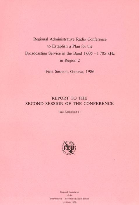 Regional Radio Conferences