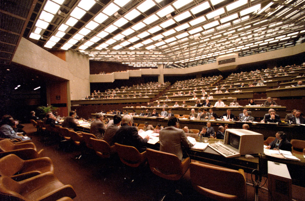 World Administrative Radio Conference for the Planning of the HF Bands Allocated to the Broadcasting Service (Geneva, 1987)