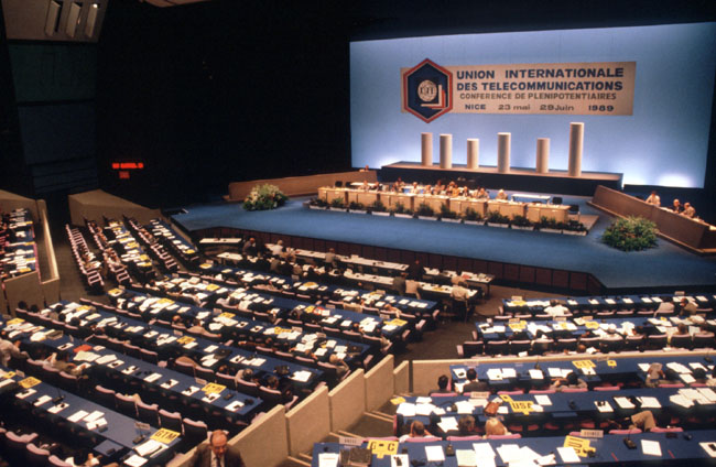 Plenipotentiary Conference (Nice, 1989)