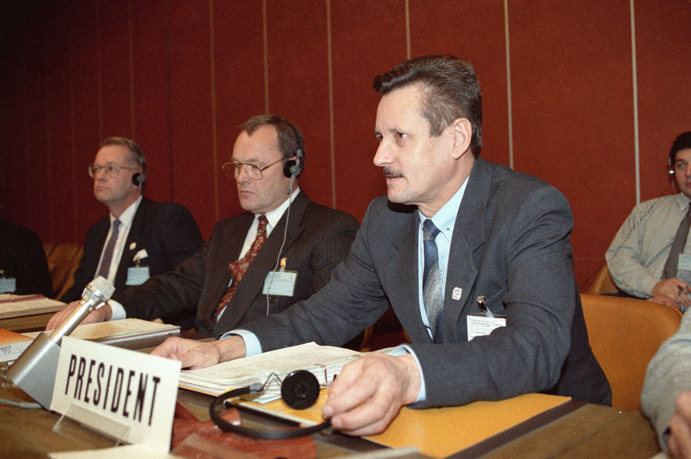 World Radiocommunication Conference (Geneva, 1993)