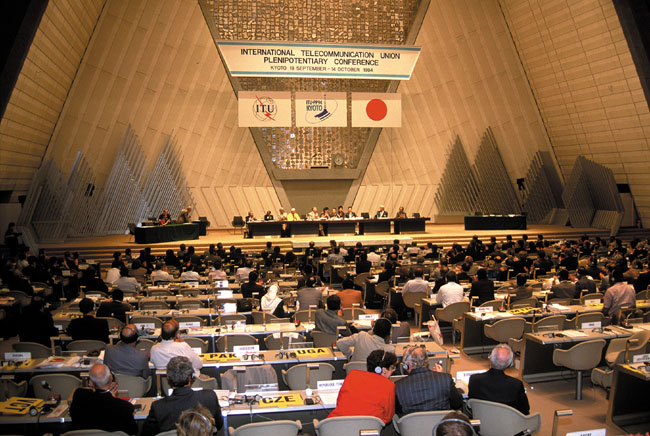 Plenipotentiary Conference (Kyoto, 1994)