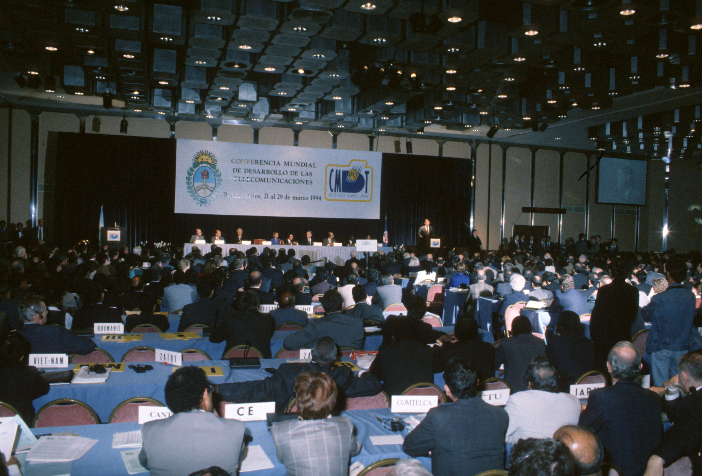 World Telecommunication Development Conference (Buenos Aires, 1994)