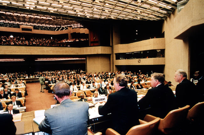 World Radiocommunication Conference (Geneva, 1997)