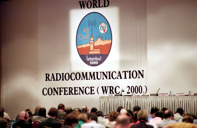 World Radiocommunication Conference (Istanbul, 2000)