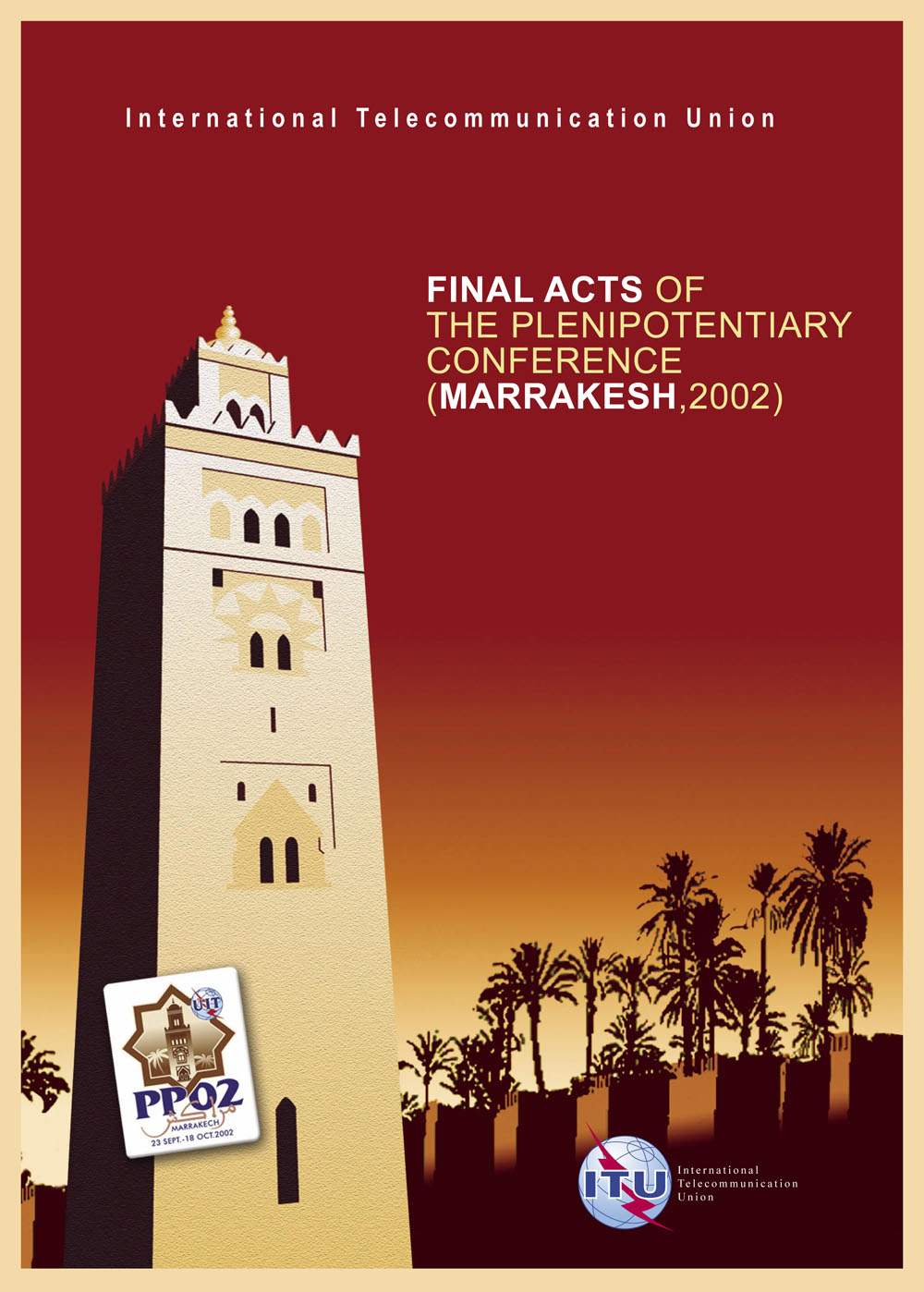 Plenipotentiary Conference (Marrakesh, 2002)