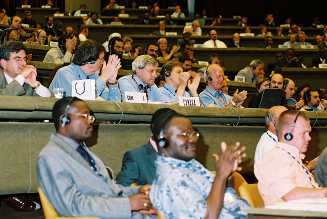 World Radiocommunication Conference (Geneva, 2003)