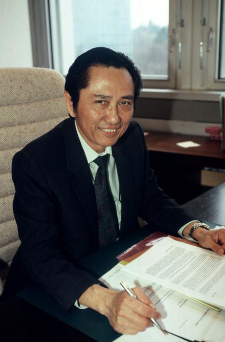 DJIWATAMPU, Arnold Ph.