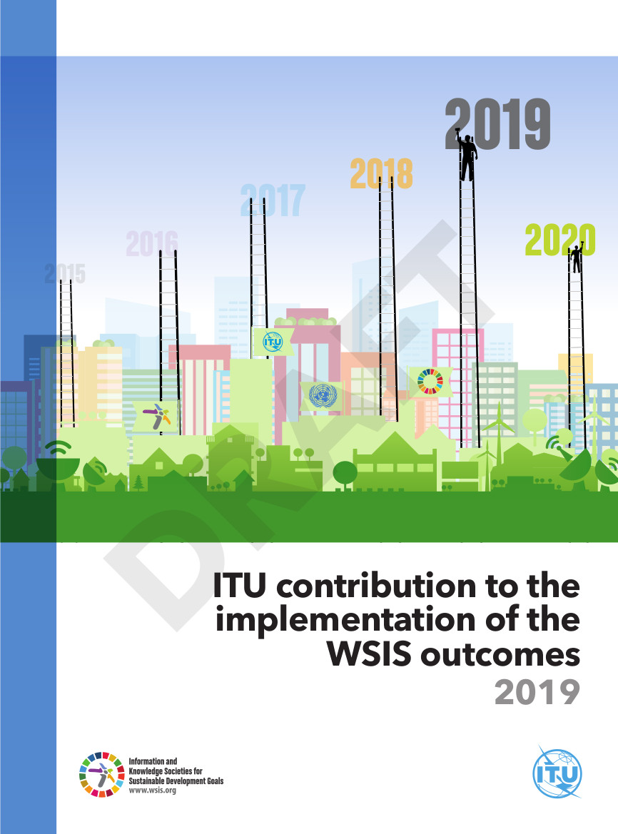 Itu Contribution To The Implementation Of The Wsis Outcomes 2019