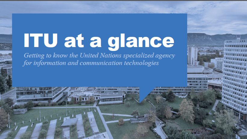 ITU at a glance: presentation