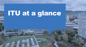 ITU at a glance through our brochures, videos, testimonials and more...