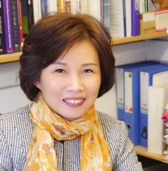 Xiaolan Fu Bio Photo