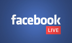 Go to Facebook Live