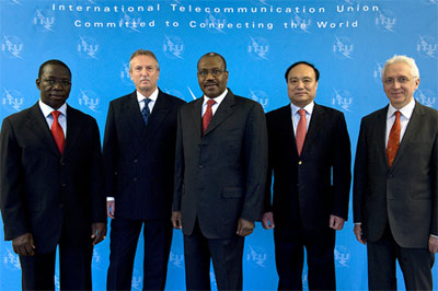 ITU elected officials