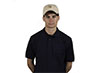 ITU polo shirt and cap