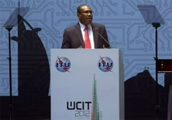 Dr Hamadoun I. Touré, ITU Secretary-General