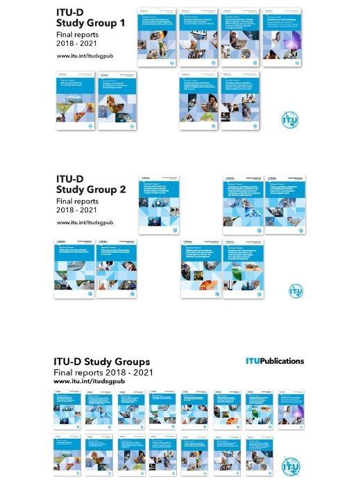 ITU-D Study Groups 2018-2021 Publications